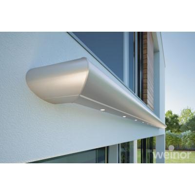 ZENARA, mit LED. Bis zu 7 Meter Breite lieferbar.